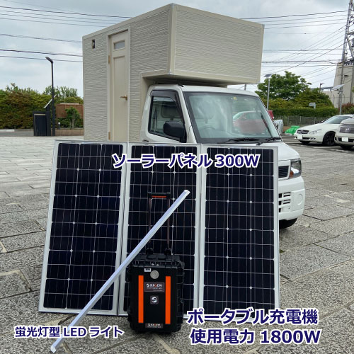 ソーラーカーシステム